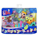 Littlest Pet Shop 3-pack Scenery Ostrich (#851) Pet