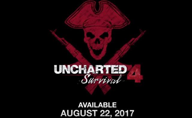 العرض الرسمي لطور Survival القادم في لعبة Uncharted: The Lost Legacy