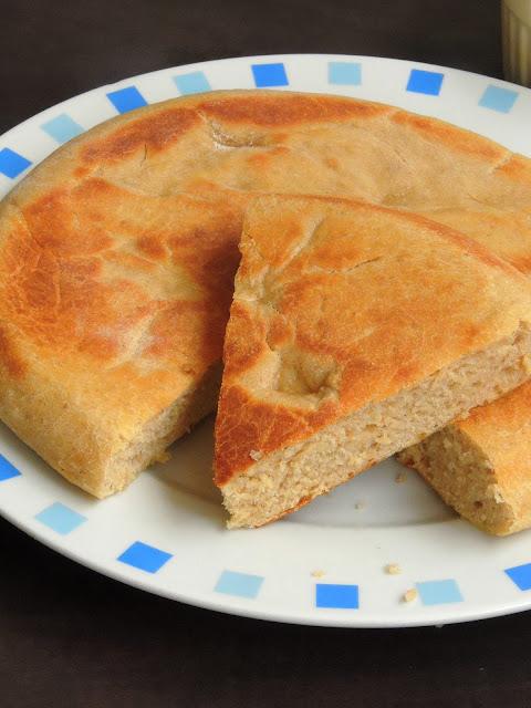 Umbrian Torta al Testo Flatbread
