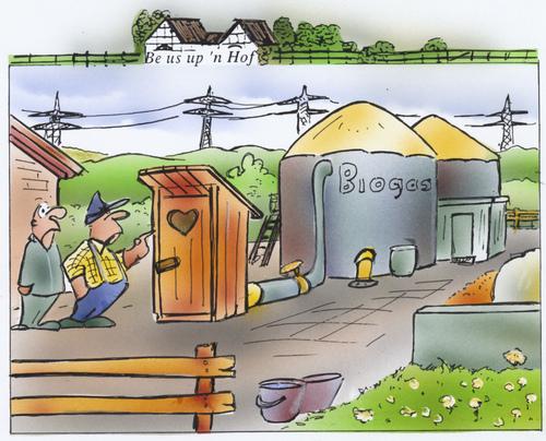 Biogas Pengertian Manfaat dan Komposisi Biogas