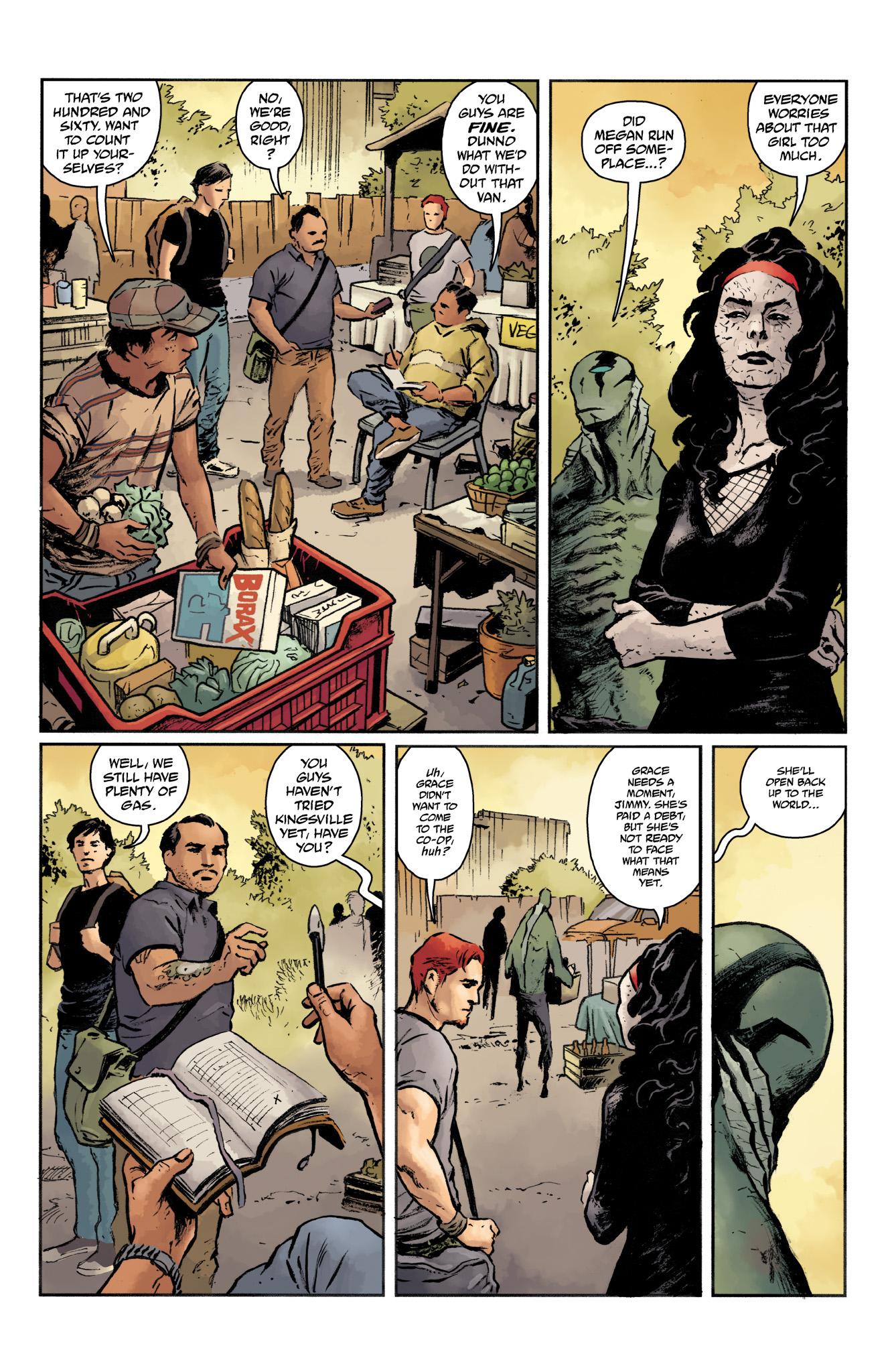 Read online Abe Sapien comic -  Issue #19 - 5