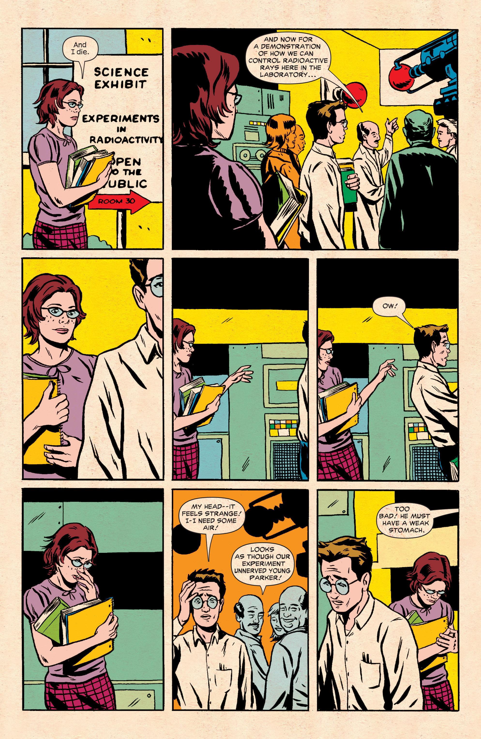 Read online Alias comic -  Issue #22 - 6