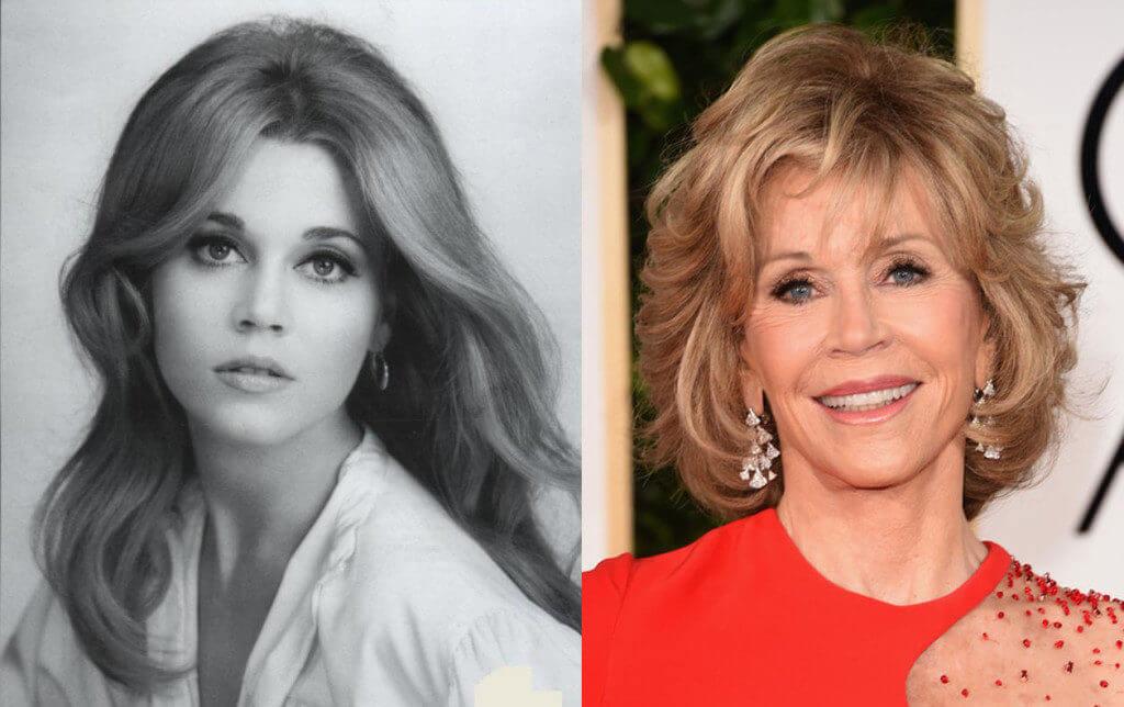 Jane Fonda Is Not Proud Of Her Plastic Surgery