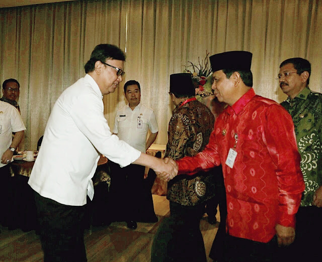 Gubernur Kalsel Jadikan Hasil Raker Gubernur Se-Indonesia Sebagai Atensi Strategis Daerah