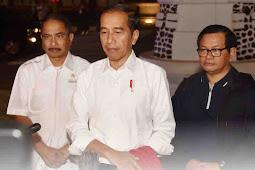Terkait Kerusuhan di Jayapura, Jokowi Minta Masyarakat Papua Tenang dan Tidak Anarkistis
