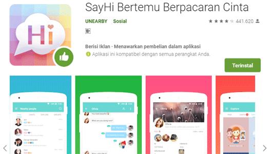4 Aplikasi Pencari Wanita Open Bo Gratis