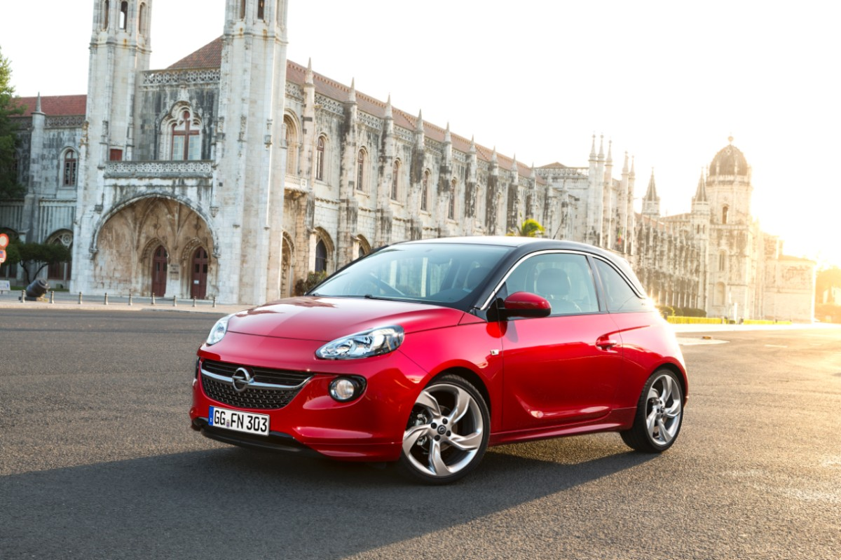 Opel In The First Quarter Of  Growth In Market Share In The Czech And Slovak Republic And In All Europe