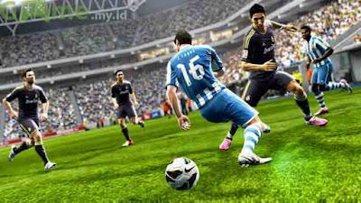 Cara Mudah Merebut Bola Lawan di Winning Eleven PS2