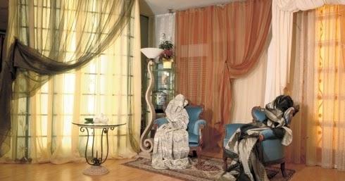 Casa arredamento e bricolage scegliere le tende da interno for Bricolage arredamento