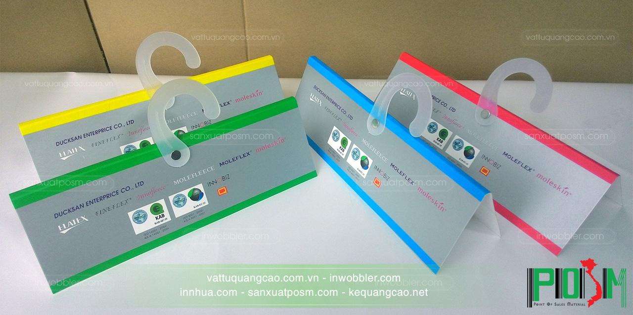 sample-hangers