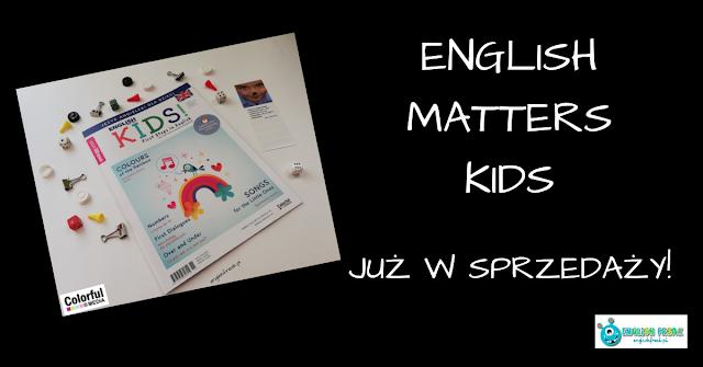 English Matters Kids nr 1/2018