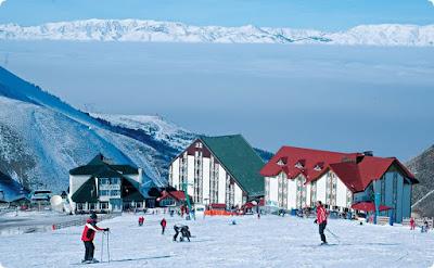 اجمل المناطق الثلجية بتركيا 11