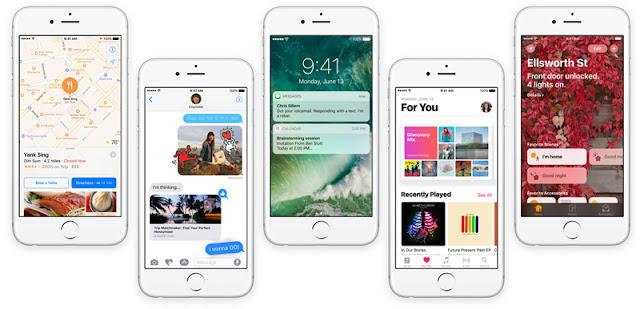 Fitur-fitur Baru dan Perubahan Besar Pada iOS 10