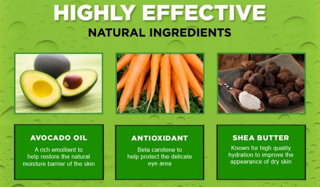Склад крему від Kiehl's Creamy Eye Treatment with Avocado