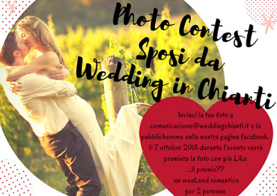 photo contest wedding chianti