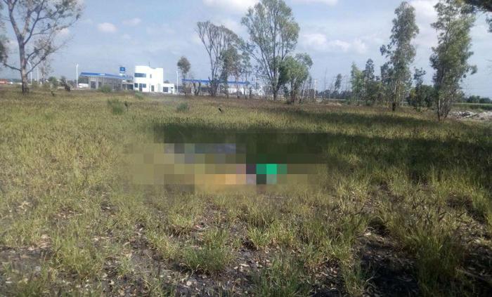 Localizan tres cadáveres maniatados en San Juan del Río, Querétaro.