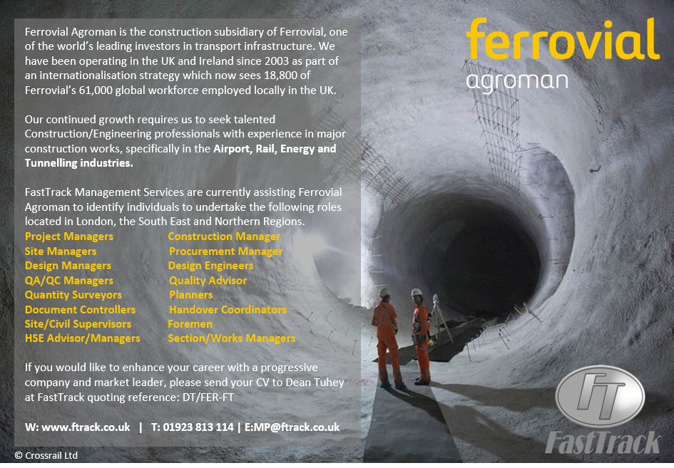Ferrovial To Sell Services