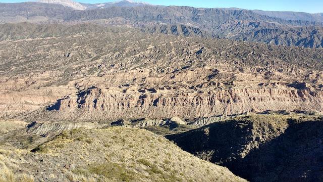 paisaje,sierras azules, formaciones, trekking