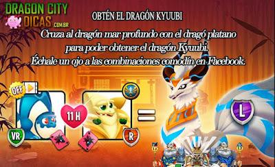 Procriação e Novo Dragão Revelados - Dragão Kyuubi!