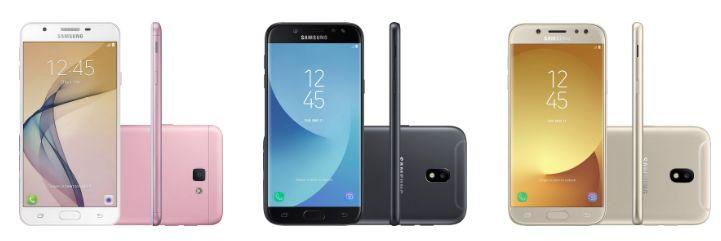 Comprar Celular Smartphone Samsung em Promoção