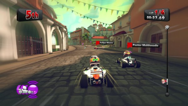 F1 Race Stars PC Full Version Screenshot 2
