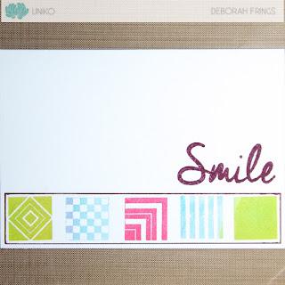 Smile sq - photo by Deborah Frings - Deborah's Gems