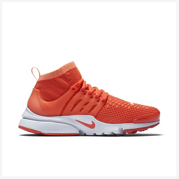 Nike Air Presto Flyknit laranja
