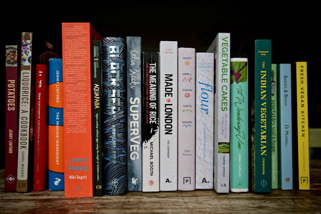 The best food and drink books of 2018 pic: Kerstin Rodgers/msmarmitelover.com