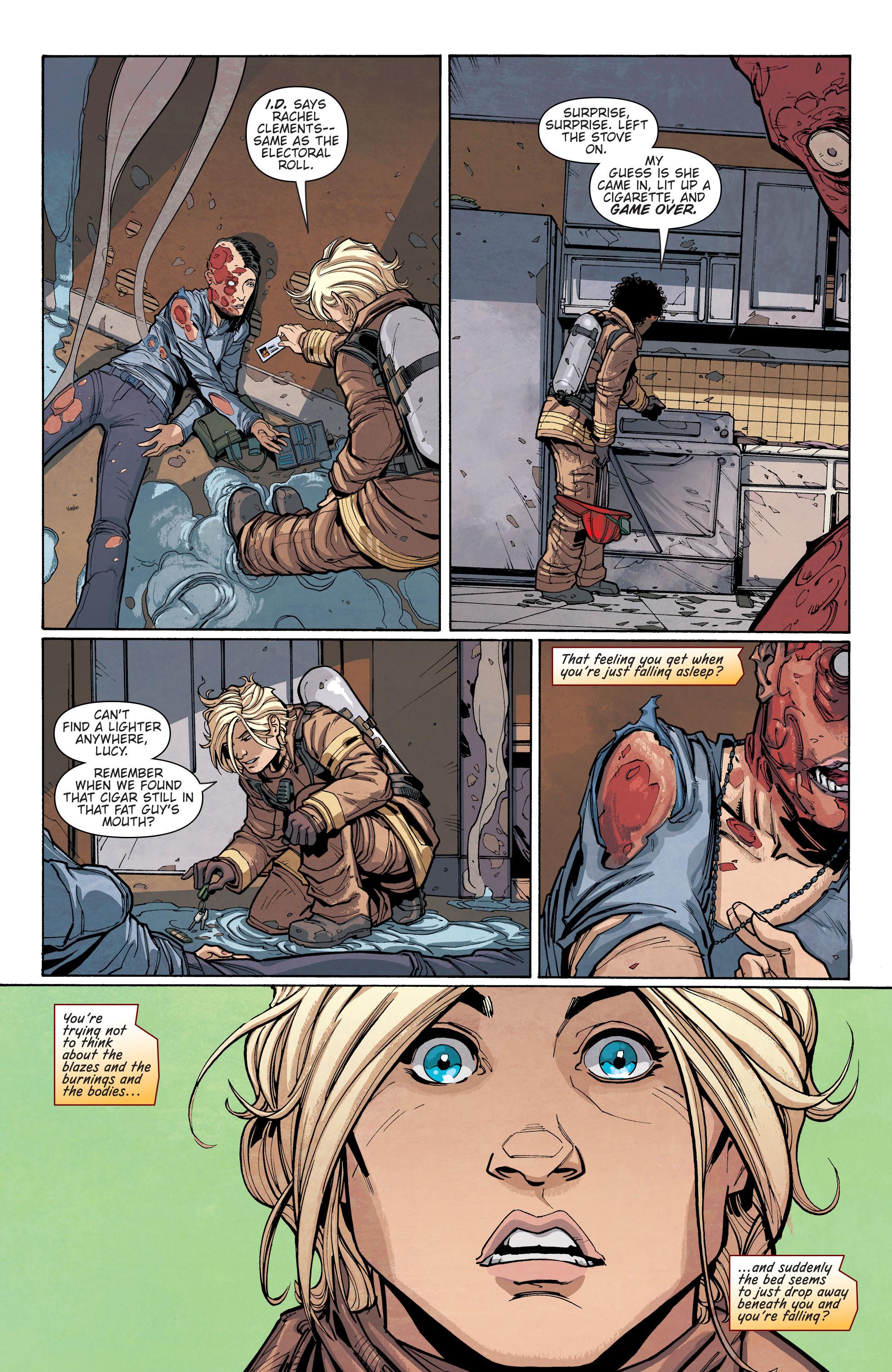 Read online Slash & Burn comic -  Issue #3 - 9