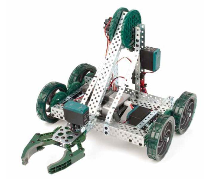 VexTech1: Clawbot
