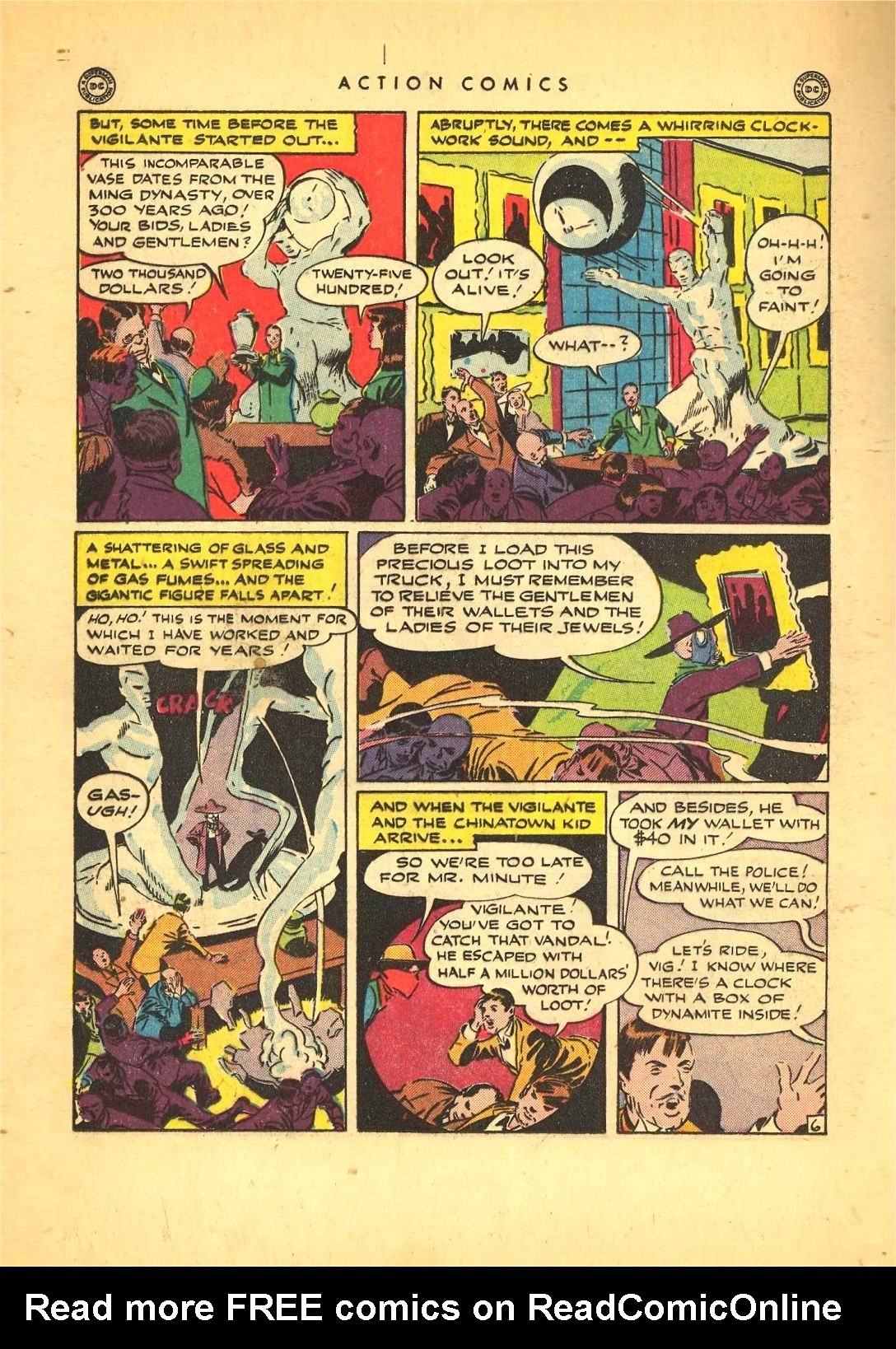 Read online Action Comics (1938) comic -  Issue #92 - 28