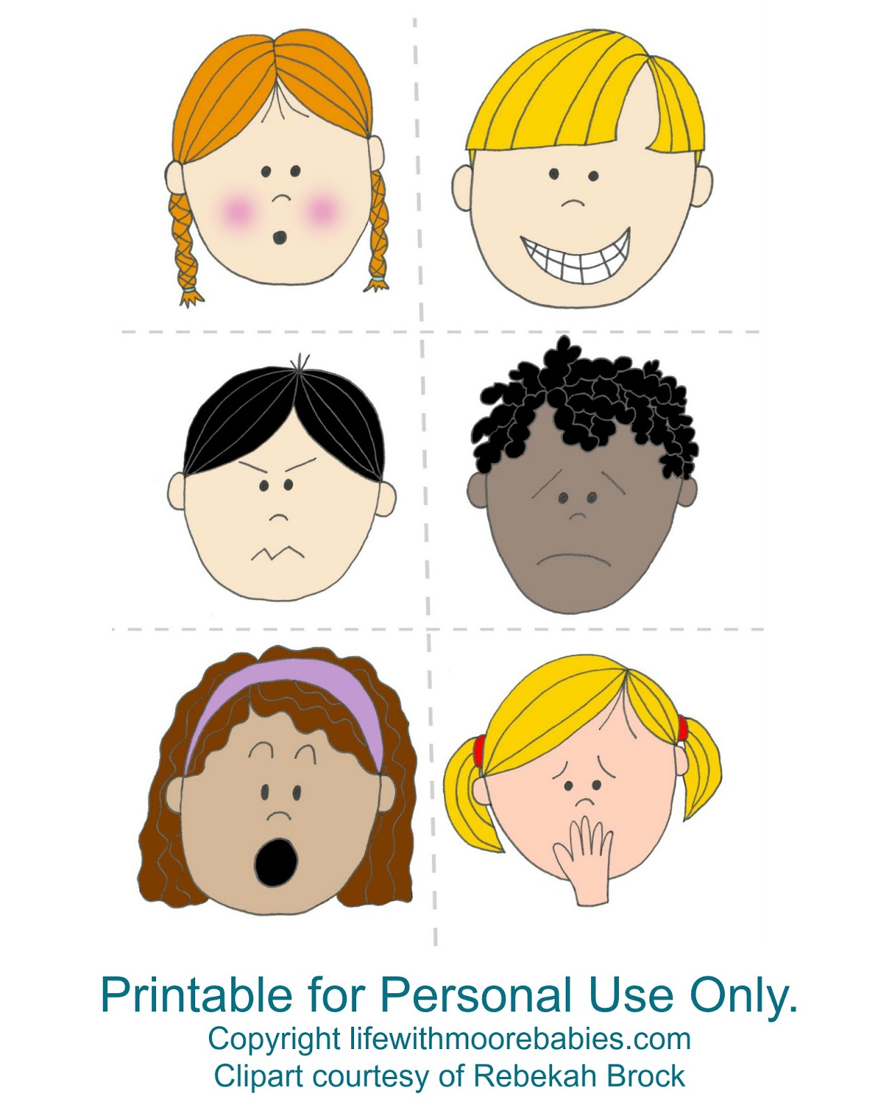 image about Printable Emotions Cards named Coaching Little ones with regards to Feelings with Pets - Lifetime with Moore