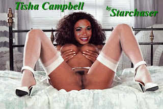nude Tisha campbell