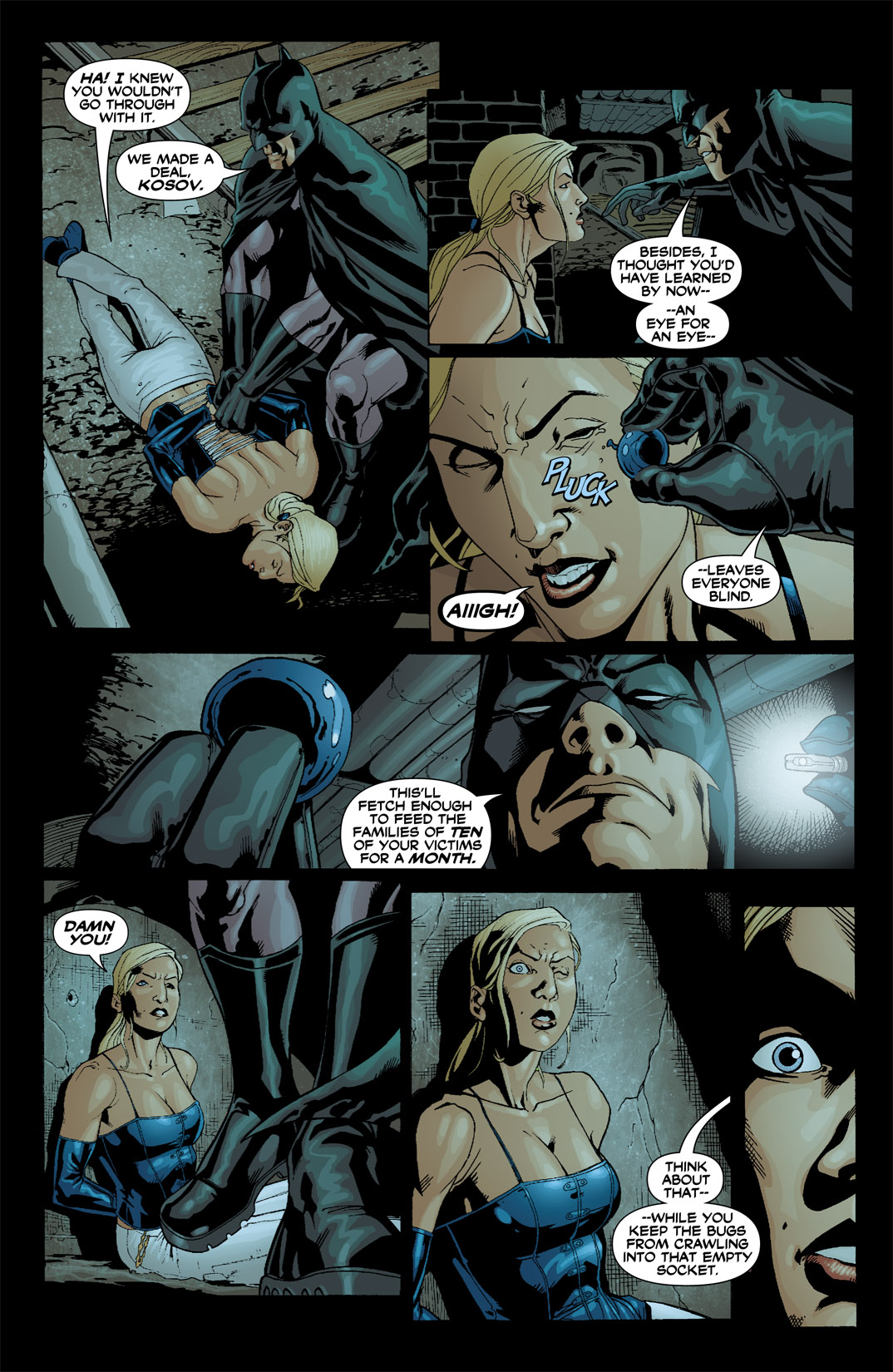 Detective Comics (1937) 809 Page 3