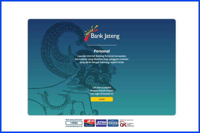 Cara Mendaftar Internet, Mobile dan SMS Banking Bank Jateng