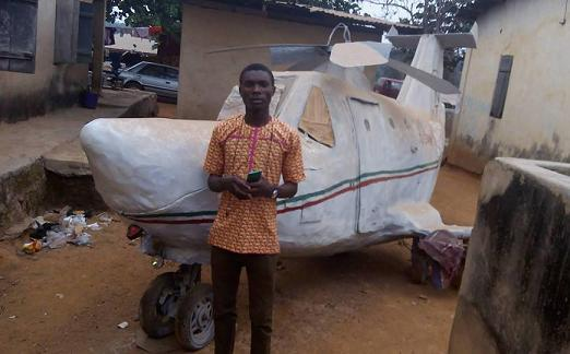 helicopter made in nigeria