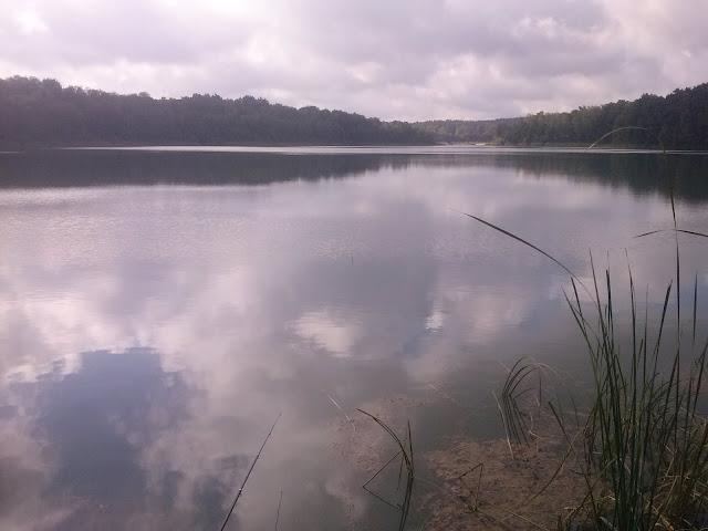Jezioro Glibiel - Łochowice