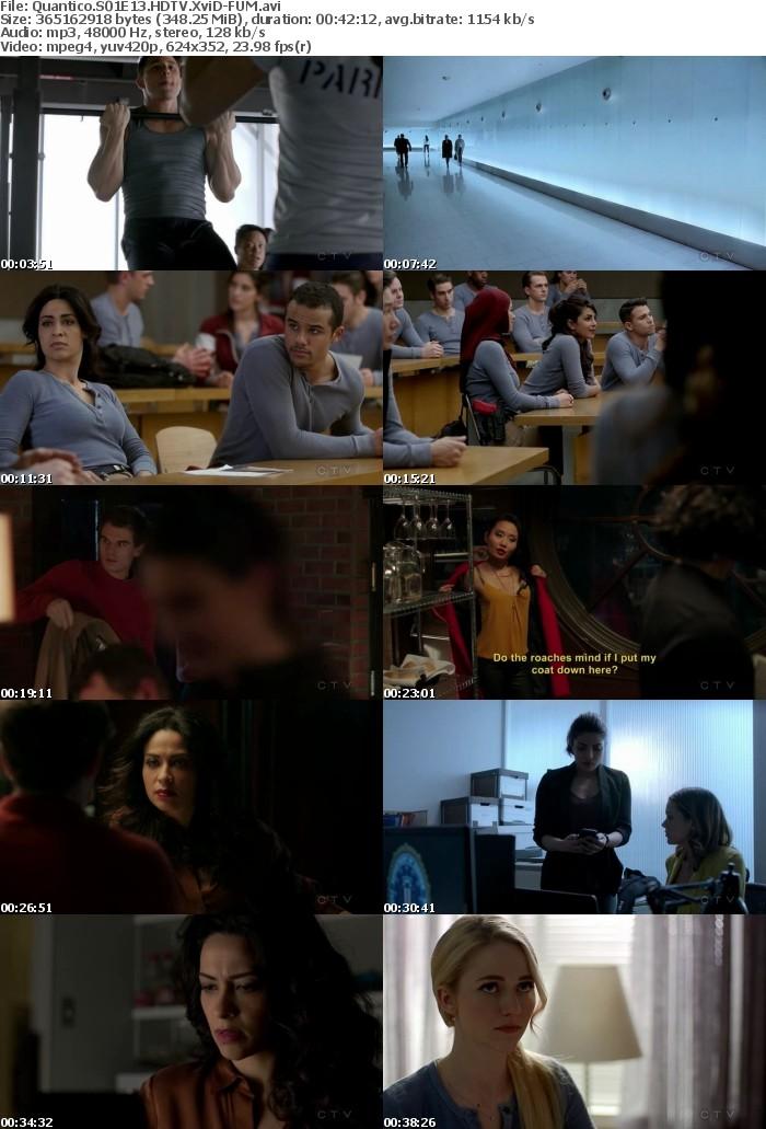 Quantico S01E13 HDTV 720p Download