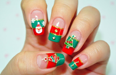 christmas-nails-easy-2016