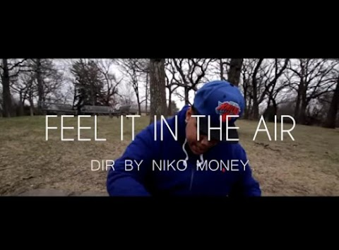 VIDEO REVIEW: IKE (@ike_cashcartel) - Feel It In The Air Freestyle Shot By @nikomoney263