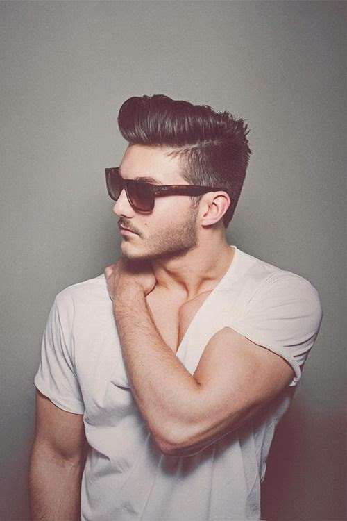 5 Awesome Men's Hair Style