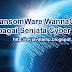 RansomWare WannaCry sebagai Senjata Cyber War