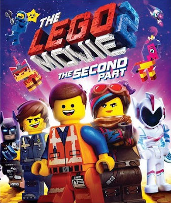 The Lego Movie 2: The Second Part [2019] [DVD R1] [Latino]