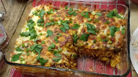 Healthy Leftover Turkey Lasagna with Ripped Plantains and Cheese (Paleo, Gluten-Free).jpg