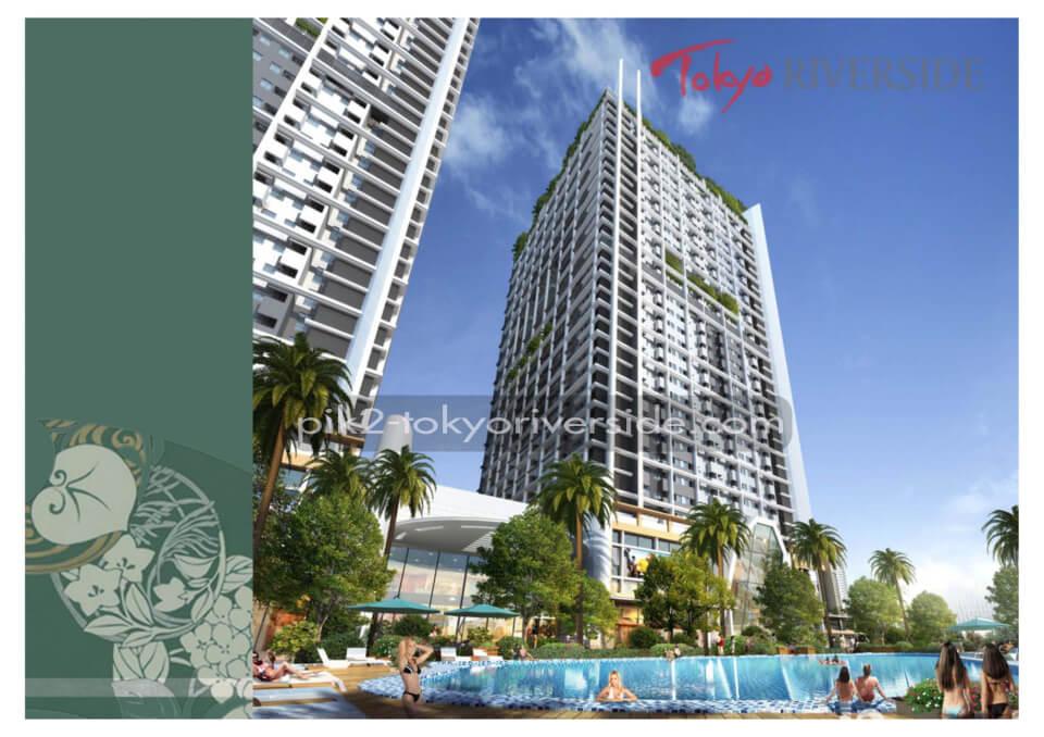 Dijual Apartemen Tokyo Riverside Terbaru Tower Ginza