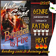 4 stars-- Branded by Fire (Psy-Changeling #6) by Nalini Singh