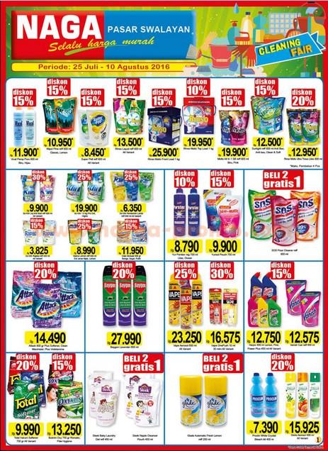 Promo Naga Minggu Ini : promo, minggu, Katalog, Harga, Promo, Swalayan, Agustus, Tahun, Menarik
