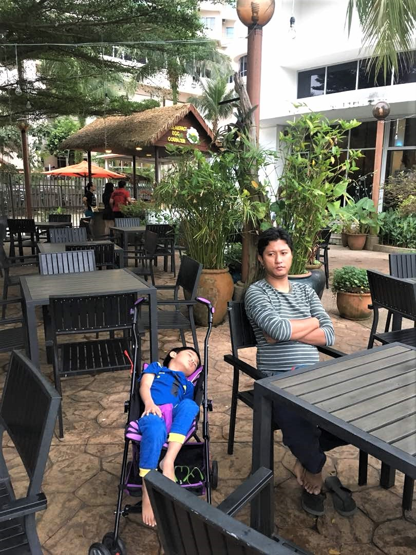 Flamingo Hotel By The Beach, Penang │ An Irresistible Experience Vacation Part 2