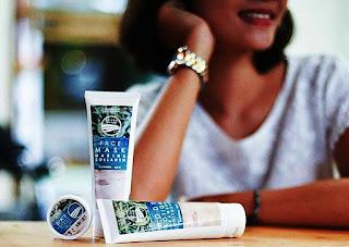 FACE MASK MARINE COLLAGEN Ocean fresh terbukti ampuh untuk merawat kulit dengan baik