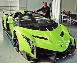 Tajir Melintir! Inilah Penampakan 10 Mobil Lamborghini Paling Mahal Di Dunia